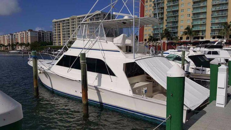 1990 Ocean Yachts