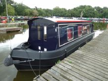 2017 Aintree Beetle 25' Narrowboat