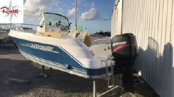 2001 Quicksilver 550 Commander