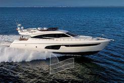 2018 Ferretti Yachts 650