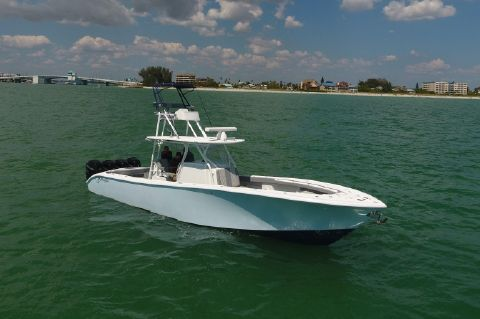 2012 Yellowfin 39