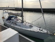 1988 Laurent Giles 43' light displacement cruiser