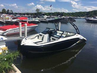 2019 Yamaha Boats 210AR