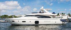 2013 Ferretti Yachts 720