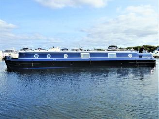2020 Viking Canal Boats 70 x 12 06 Widebeam Feb 2021 Delivery
