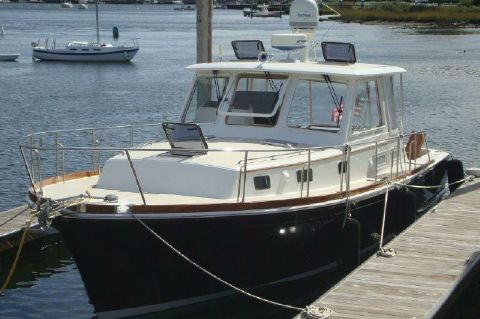 2003 Grand Banks Eastbay 38 HX