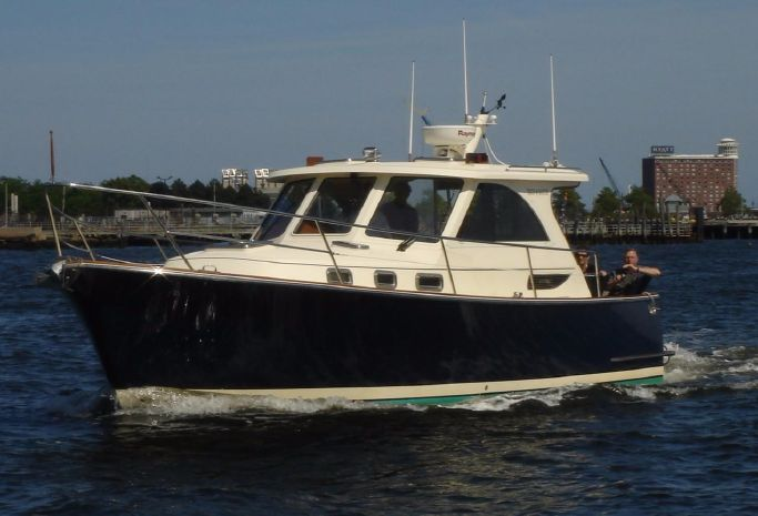 2008 Legacy Yachts