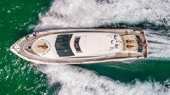 2007 Lazzara Yachts LSX 75