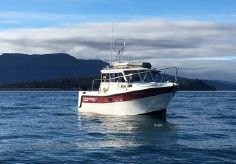 2004 Osprey 30 Long Cabin
