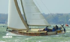 1961 Robert Clark Bermudan sloop