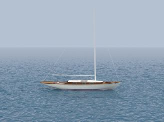 2021 Custom-Craft Classic 55  Wooden Sloop