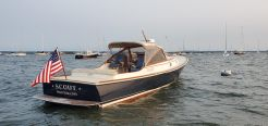 2002 Ch Marine Shelter Island Runabout
