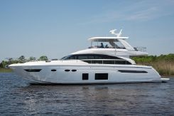 2018 Princess 68 Flybridge Motor Yacht