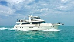 1989 Hatteras 82 Motor Yacht