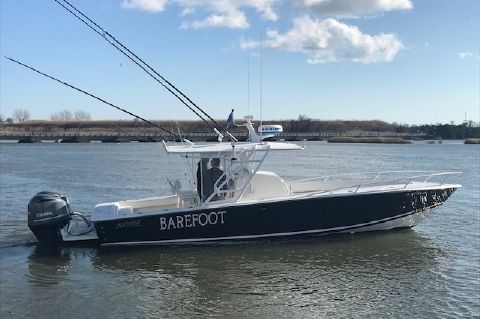 2003 Jupiter 31 - Profile
