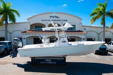 2020 Sportsman Masters 267 Bay Boat