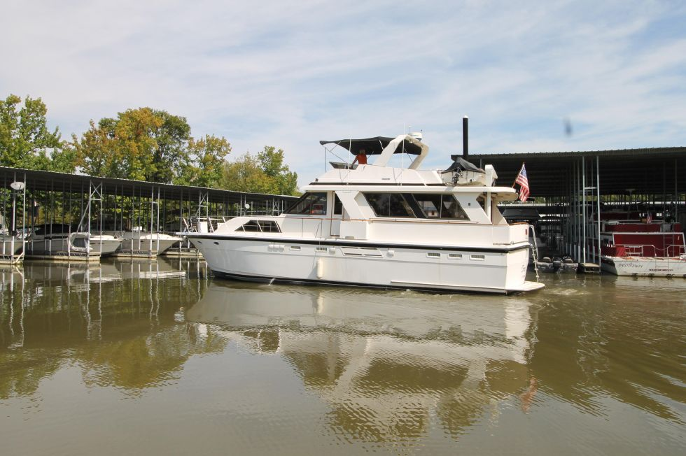 1991 Jefferson Marquessa 52 Extended Deckhouse