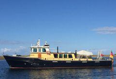 1972 Koopmans Steel vessel 23m