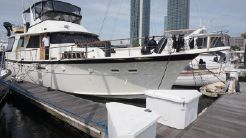 1982 Hatteras Motor Yacht