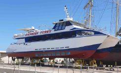 1999 Commercial Fast Catamaran Glass Bottom Yacht