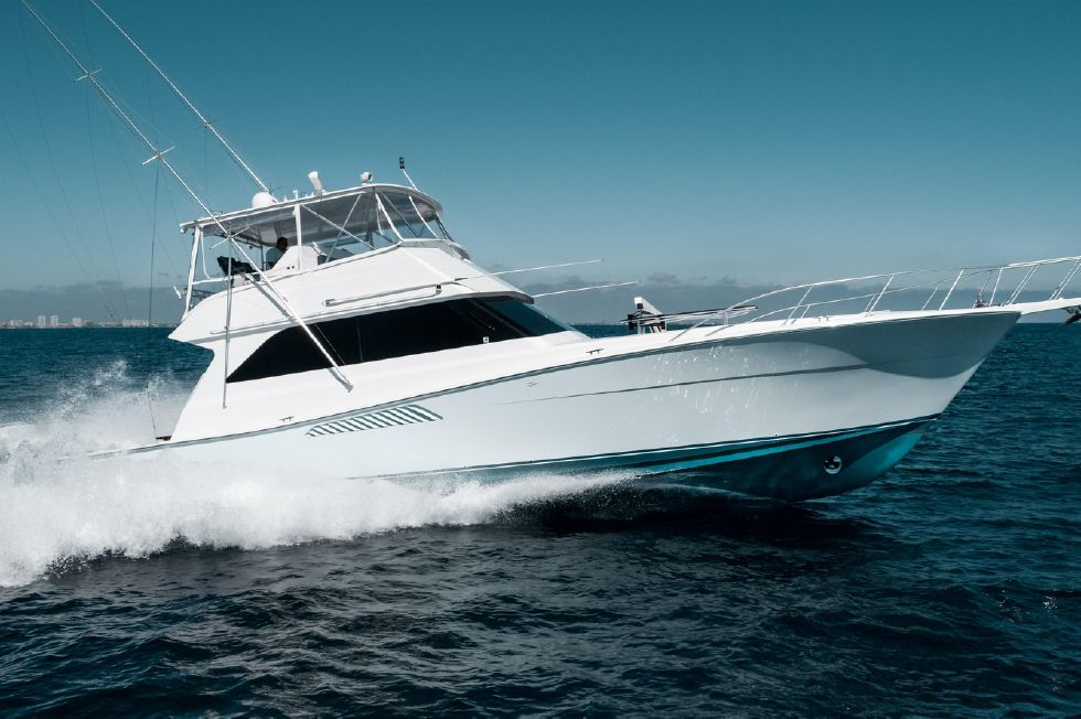 2000 Viking 58 Convertible 58 Boats for Sale - Edwards Yacht Sales
