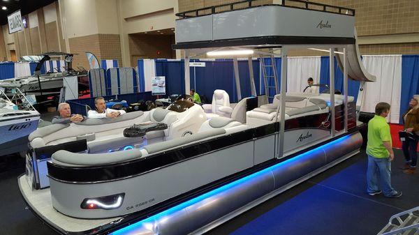 Avalon Catalina Cruise Funship - 25'