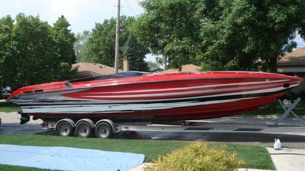 Stryker Boats 38 Thunder