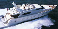 1998 Ferretti Yachts 72