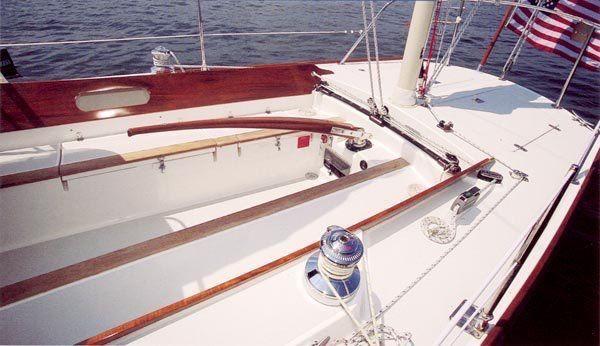 1999 Alerion BoatsalesListing Rhode Island
