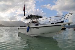 1999 Boston Whaler Outrage 26