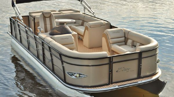Bentley Pontoons 220 Elite Admiral Manufacturer Provided Image
