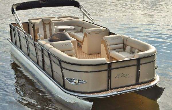 2017 Bentley Pontoons 220 Elite Admiral