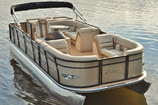 Bentley Pontoons 220 Elite Admiral - main image