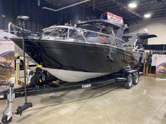 2020 Extreme Boats 745 Walk Around