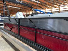2020 Misty Harbor B2285CU Full Tri-Toon
