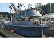 1986 Commercial Seiner, Skiff and Net