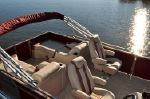Bentley Pontoons 253 Elite Rear Loungerimage