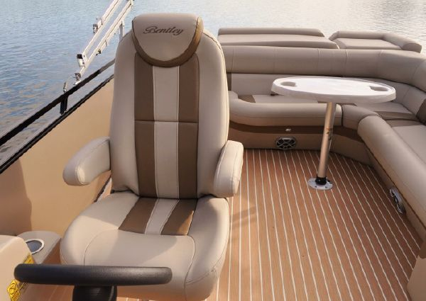 Bentley Pontoons 253 Elite Rear Lounger image
