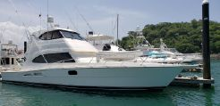 2009 Riviera 58 Enclosed Flybridge