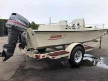 1990 Boston Whaler Super Sport  LTD 17