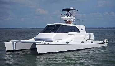 2008 Custom 36 G-Cat Power Cat