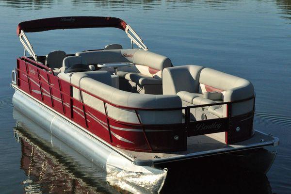 Bentley Pontoons 243 Fish n' Cruise - main image