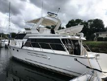 "1991 Ocean Alexander ""54"" Raised Pilothouse"