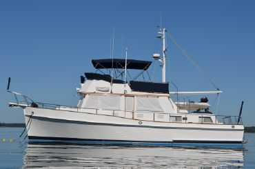 1987 Grand Banks 42 Classic Trawler