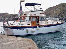 1972 Gulfstar trawler 36