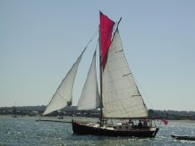 1978 Classic GRP Falmouth Working Boat