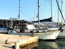 1987 Siltala Nauticat 33