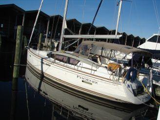 2012 Jeanneau 44 360 Docking DS