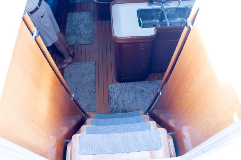 2003 Beneteau 473 - 2003 Beneteau 473 Edwards Yacht Sales �Author! Author!�