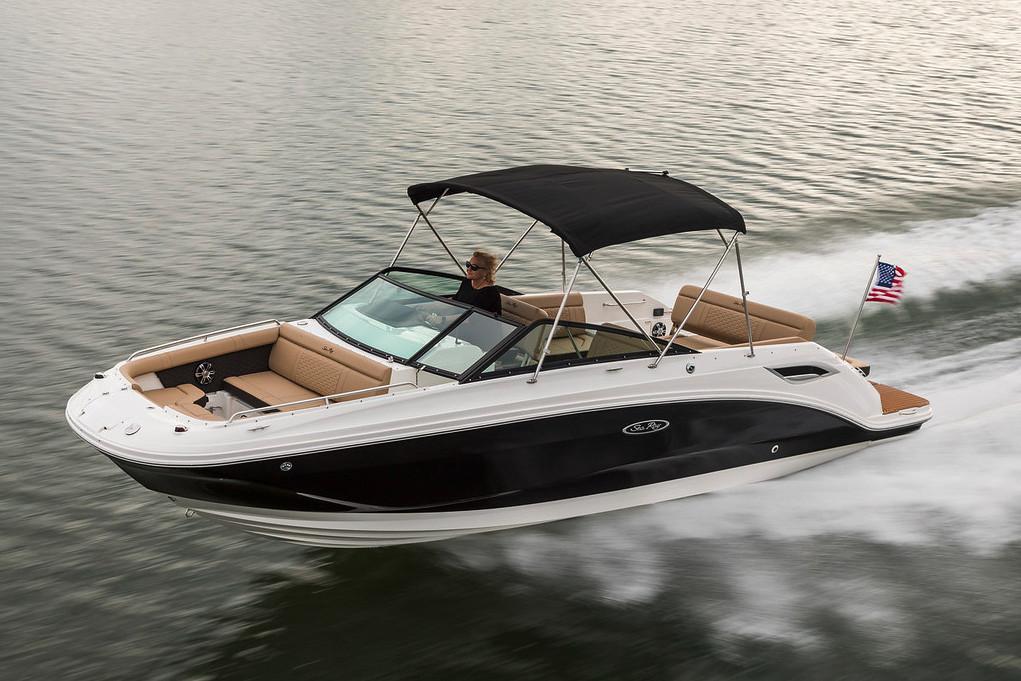 sea ray sdx 250 price